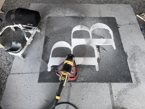 grind concrete logo