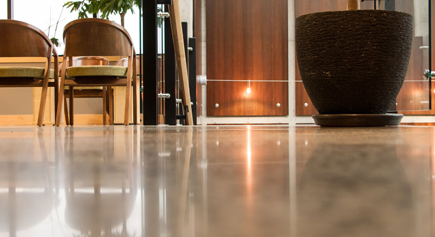 how much polished concrete costs | Victoria Stone Design