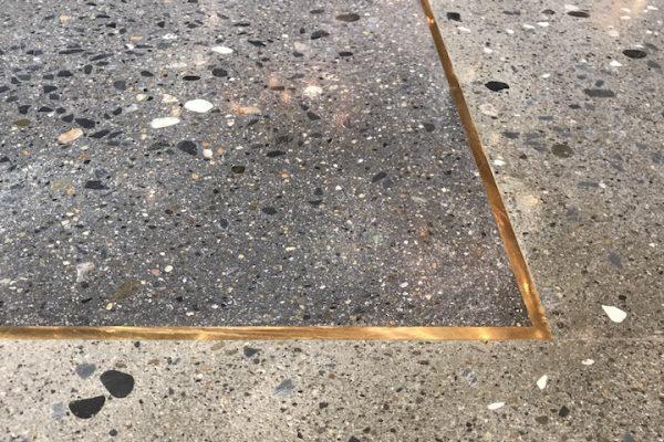 terrazzo concrete