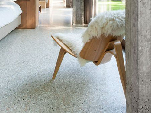 Why utilize terrazzo for your hard surfaces?