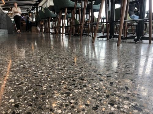 terrazzo for restaurant vancouver