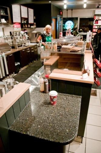 canada made terrazzo counters